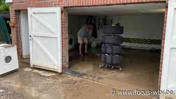 Twee dagen op rij waterellende in Ingelmunster - Focus en WTV