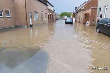 Wateroverlast in Ingelmunster en Sint-Michiels - Milieu & natuur - KW - Krant van Westvlaanderen