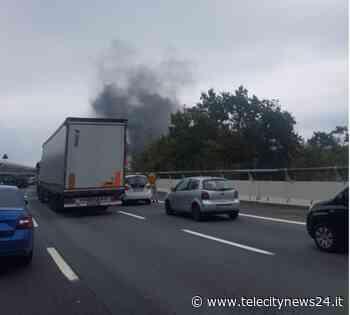 Ovada: l'A26 risulta già bloccata - Telecity News 24