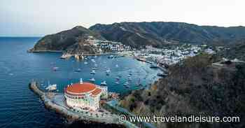 This Hotel on Catalina Island Is Celebrating Its 100th Birthday With $4.98 Rooms - Travel + Leisure