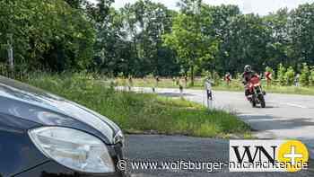 Barnstorf/Nordsteimke - Gefahrenstelle an K 111? Verwaltung winkt ab - Wolfsburger Nachrichten