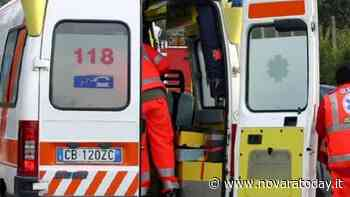 Incidente stradale a Oleggio, ciclista travolto da un'auto - Novara Today