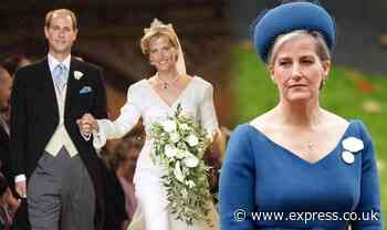 Sophie, Countess of Wessex body language shows turning point in relationship with Edward - Express