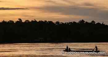 El río Atrato sigue siendo víctima de la minería ilegal, las basuras y el conflicto armado - Noticias Caracol