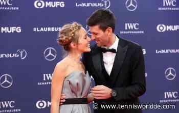 Novak Djokovic: Meine Frau Jelena ist die vollständigste Person, die ich kenne - Tennis World DE