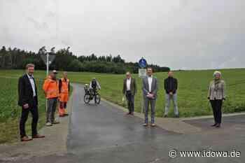 Reisbach: Radweg von Simbach nach Haingersdorf eröffnet - Dingolfinger Anzeiger
