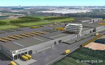 Directe spoorverbinding tussen Grenoble en Aertssen Logistic... (Stabroek) - Gazet van Antwerpen