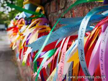 St Leonard's Hospice plans rainbow of ribbons - York Press