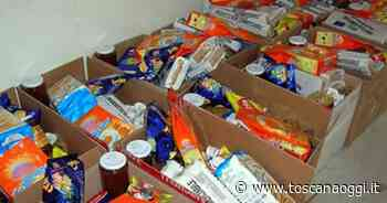 Caritas Montepulciano, una donazione da un'azienda di Sinalunga per aiutare le famiglie in difficoltà - Toscanaoggi.it