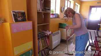 À Guiscard, l'école Sainte-Philomène fermera définitivement en juillet - Courrier picard