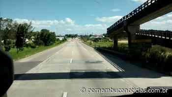 ALEPE cobra recapeamento e sinalização na BR-232 entre Gravatá e Bezerros - Pernambuco Notícias