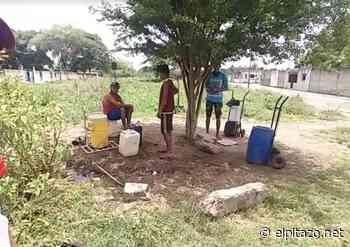 Habitantes de La Cañería en Bruzual tienen más de un mes sin agua - El Pitazo