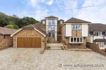 Spectacular modern home priced at £1.5million for sale in Langdon Hills - Echo