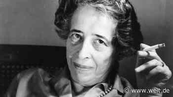Das Deutsche Historische Museum zeigt die private Hannah Arendt - WELT