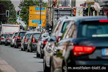 Mobilität ist wichtigstes Klimathema - Westfalen-Blatt