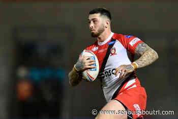 Salford to keep on-loan forward - Serious About Rugby League