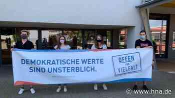 Künftige Lübcke-Schule will Zeichen setzen - hna.de