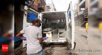 Mumbai: Nepean Sea Road highrise sealed - Times of India