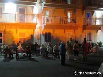 Sprinkler evacuates retirement residence in Lachute - The Review Newspaper