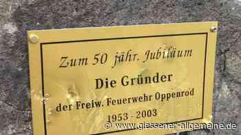 Die Oppenröder Feuerwehr und die Vandalen - Gießener Allgemeine