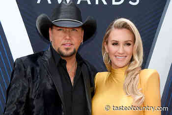 Jason Aldean Celebrates Wife Brittany On Her 33rd Birthday [Picture] - Taste of Country