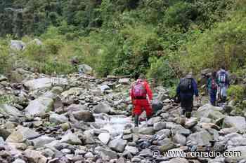 Intervienen quebrada La Liboriana de Salgar (Antioquia) ante represamiento - RCN Radio