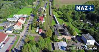 Havelland: Kreistag positioniert sich zur Bahnstrecke Ketzin-Wustermark - Märkische Allgemeine Zeitung
