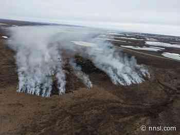 Wildfire scare between Inuvik and Tuktoyaktuk - NNSL Media