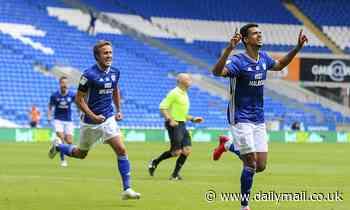 Cardiff City 2-0 Leeds: Junior Hoilett and Robert Glatzel strike as hosts close gap on the top six