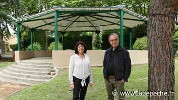 Villefranche-de-Lauragais. Un jardin public rénové aux goûts des habitants - ladepeche.fr