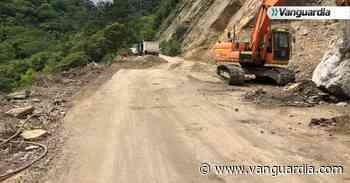 Vía Bucaramanga-San Vicente de Chucurí ya se encuentra habilitada - Vanguardia