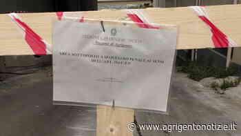 Il magazzino di Fontanelle: si riaccendono le fiamme, emergenza abitativa per alcune famiglie - Agrigento Notizie