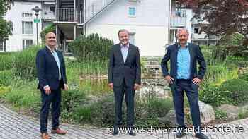 Haslach i. K.: Stabswechsel beim Caritasverband - Schwarzwälder Bote
