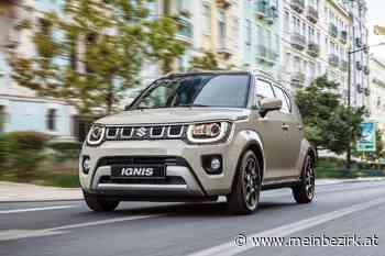 So sieht der neue Suzuki Ignis aus - meinbezirk.at