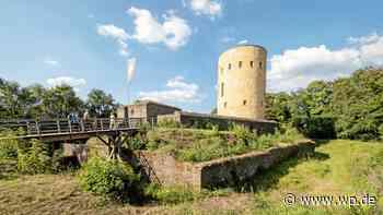 Hilchenbach: FDP möchte Natur-Trekking an der Ginsburg - Westfalenpost