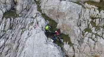 Volo di 50 metri sulla parete rocciosa: ferito un alpinista di Feltre - Il Gazzettino