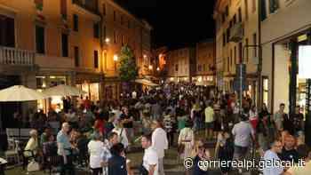 I venerdì sera in centro a Feltre pronti a cambiare formula - Corriere Delle Alpi