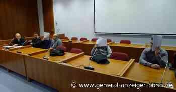 Gericht in Rheinbach: Zwei Brüder schubsten und drohten den herbeigerufenen Polizisten - General-Anzeiger