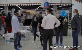Positivo balance entregaron las autoridades en el municipio de Palmira en el día sin IVA - El País
