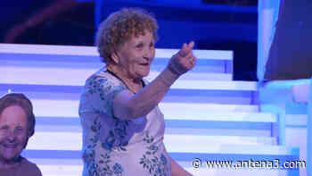 ¡Sexy Palmira! Así demuestra a Arturo Valls que está preparada para el pole-dance en '¡Ahora caigo!' - Antena 3