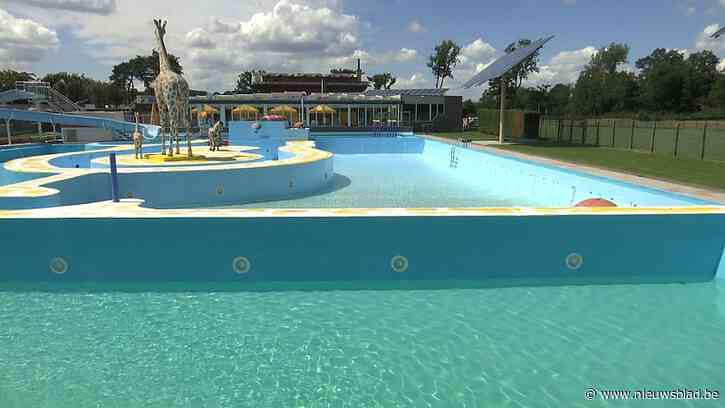 """Hittegolf op komst, maar openluchtzwembaden mogen niet open: """"Dit is broodroof."""""""