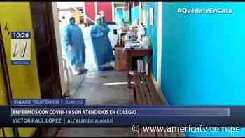 Alcalde de Juanjuí: Nuestra gente se está muriendo, nuestros hospitales son precarios - América Televisión