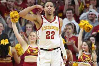 Making his point: The rapid rise of Tyrese Haliburton - NBA.com
