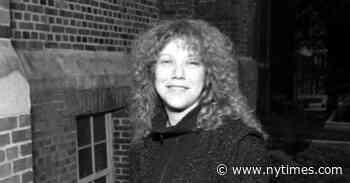 Sally Banes, Distinguished Dance Critic and Historian, Dies at 69