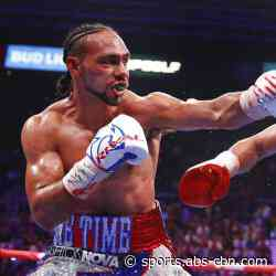 Keith Thurman wants Manny Pacquiao rematch - ABS-CBN Sports