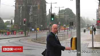 'Walking through Edinburgh now makes me sad'