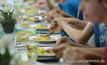 Wernigerode: Bald Mittagessen ohne Zeitdruck - Volksstimme