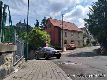 Straßenausbau Kreuzung in Wernigerode wird verbreitert - Volksstimme
