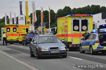 Fußgängerin in Zittau tödlich von Auto erfasst - TAG24