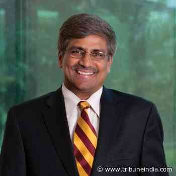 US Senate confirms Indian-American scientist as head of America's top science funding body - The Tribune India